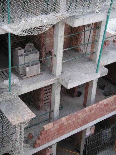 Obras construccion imagenes fotos prevencion - Barandillas de obra ...
