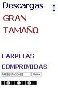 DESCARGAS GRAN TAMAÑO