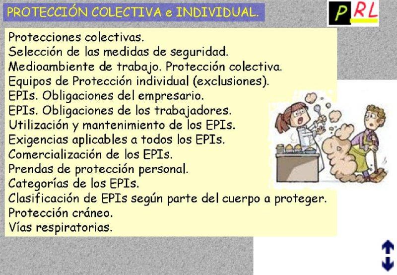 9  Conocer Equipos De Protecci U00f3n Individual Y Colectiva