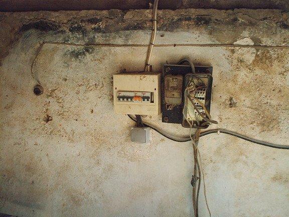 ELECTRICIDAD (10) RIESGO ELECTRICO