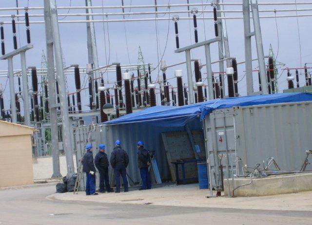 ELECTRICIDAD (17) RIESGO ELECTRICO