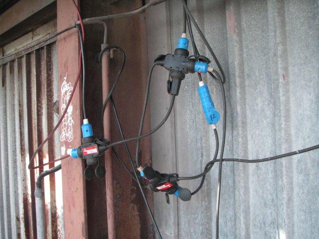 ELECTRICIDAD (21) RIESGO ELECTRICO