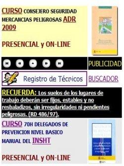 CURSOS PREVENCION