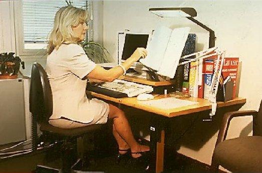 Riesgos laborales trabajo en oficinas for Riesgos laborales en una oficina