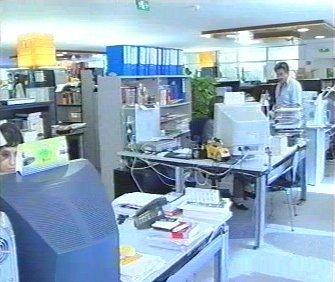 Distribucion oficina fotos prevencion riesgos laborales for Riesgos laborales en oficinas