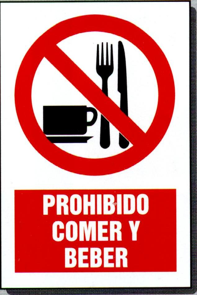 No Food and Drink