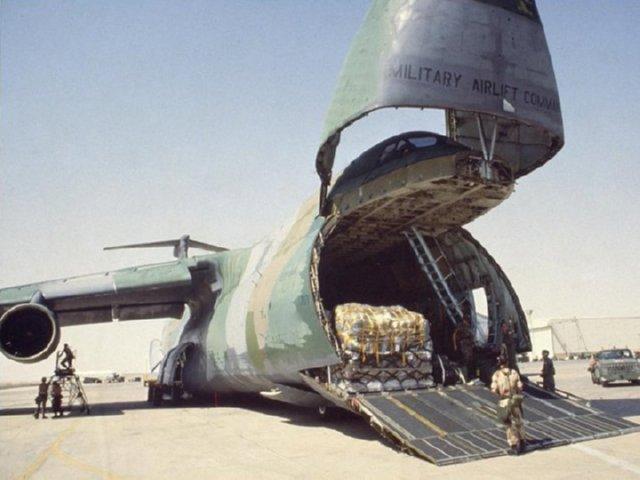 Avion Carga Militar Imagenes Fotos Prevencion Aeropuerto
