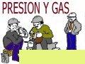 PRESION Y GAS