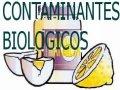 CONTAMINANTES BIOLOGICOS