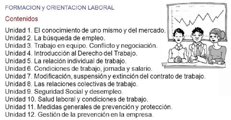 01 FORMACION Y ORIENTACION LABORAL