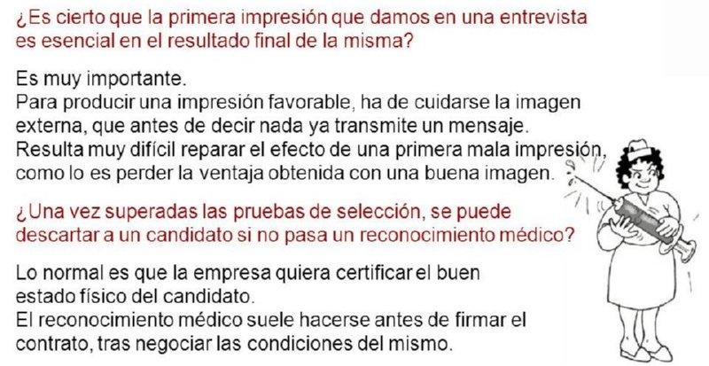 04 primera impresion entrevista formacion y orientacion Primera impresion