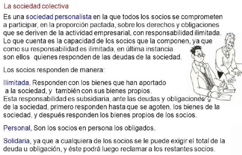 15 SOCIEDAD COLECTIVA